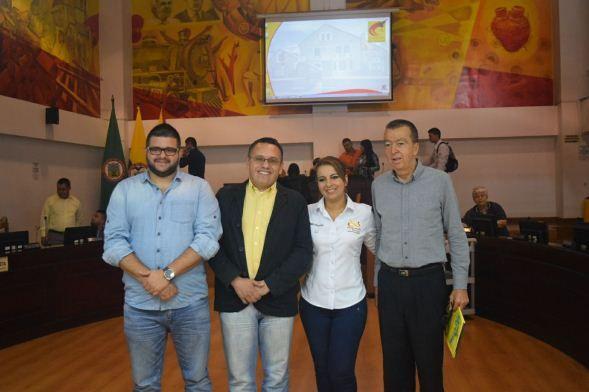 """""""Si Cafesalud no le cumple a los pereiranos,  debe irse de la ciudad"""" expuso el concejal Mauricio Noreña"""
