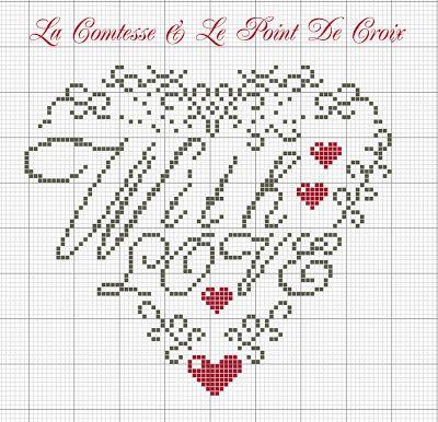 Lacomtesse&lepointdecroix: Aspettando S. Valentino