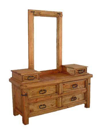 Antigua Vanity - Durango Trail Rustic Furniture, Bragg Creek, Calgary,  Alberta, Canada