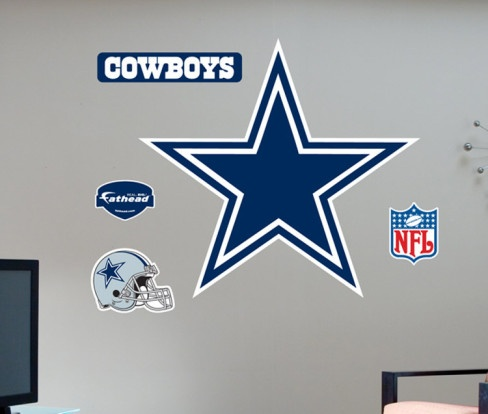 25 best ideas about dallas cowboys stickers on pinterest for Dallas cowboys stadium wall mural