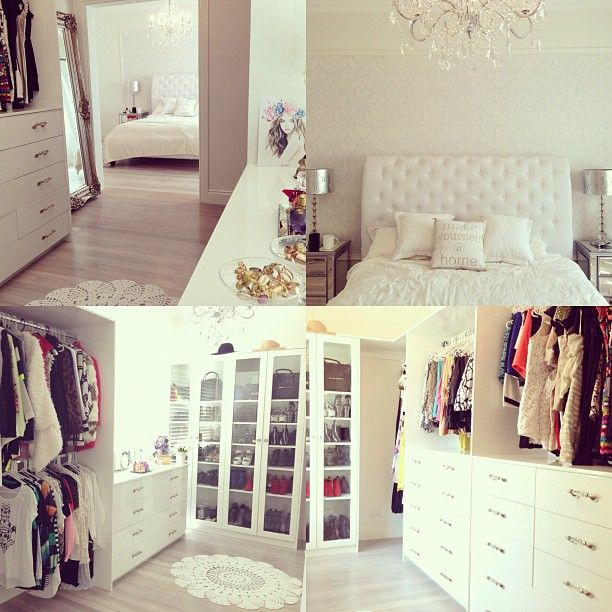 1323 best images about closets on pinterest shoe storage for Luxury bedrooms instagram