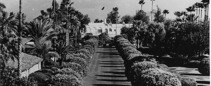 Historic Hotels Chandler Arizona   History of Crowne Plaza San Marcos Golf Resort