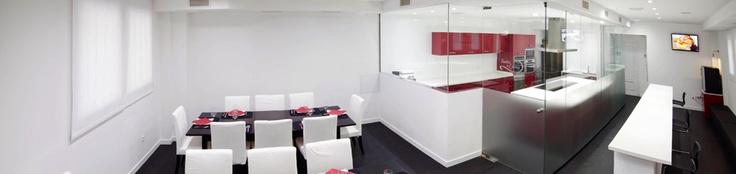taller de cocina en Madrid
