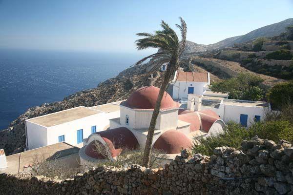Kasos island,aimamas Greece