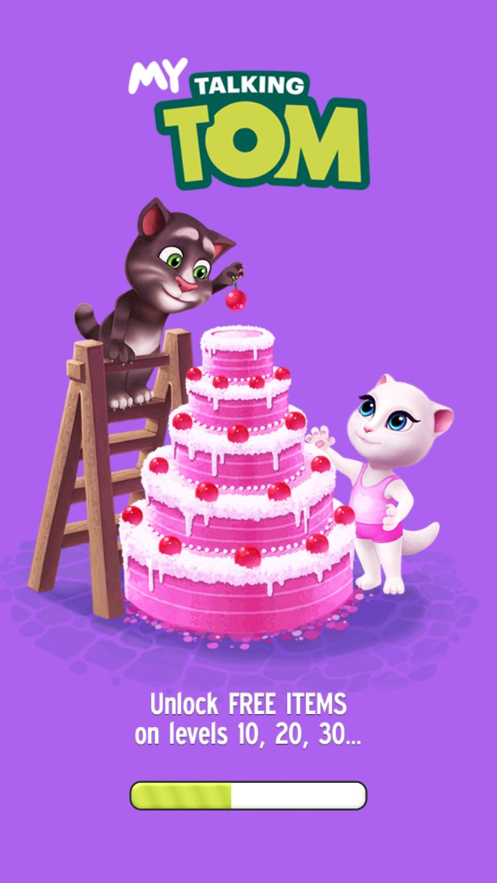 My Talking Tom v2.1.1 UNLIMITED
