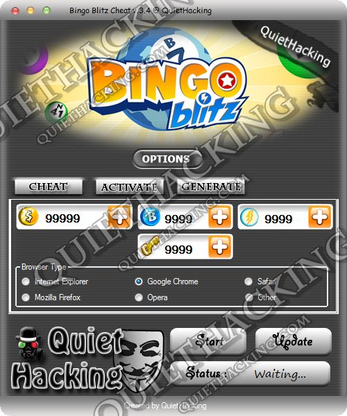 Bingo Blitz Hack: All the latest and working updates provided by our coders. Full Bingo Blitz Hack 2017 Download. Online Bingo Blitz Hack provider