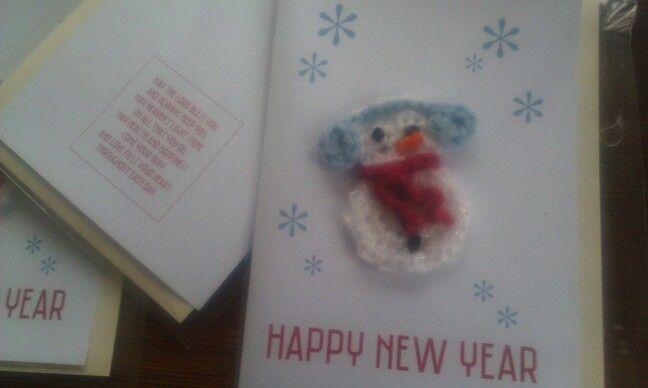 Nathalies snowman