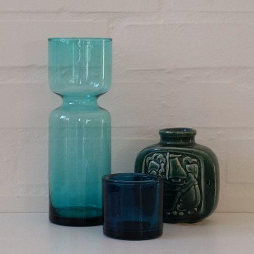 Søgrønt glas