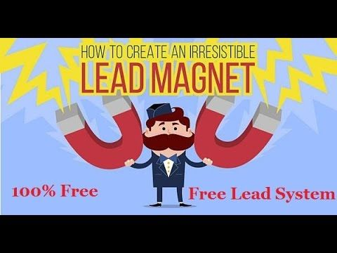 The Shocking Truth About our FREE Lead System  & How It Generates Leads on Autopilot!  Claim your Free Lead System here ==> https://www.youtube.com/watch?v=3zjGV3_MMQc&index=1&list=LL_xB5ObDveNQwh3z6P0B-Jw