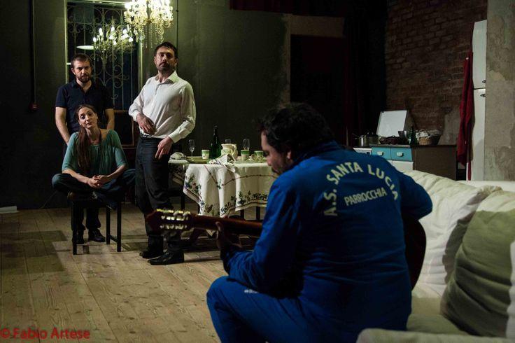 Rosario Lisma, Anna della Rosa, Andrea Narsi, Ugo Giacomazzi