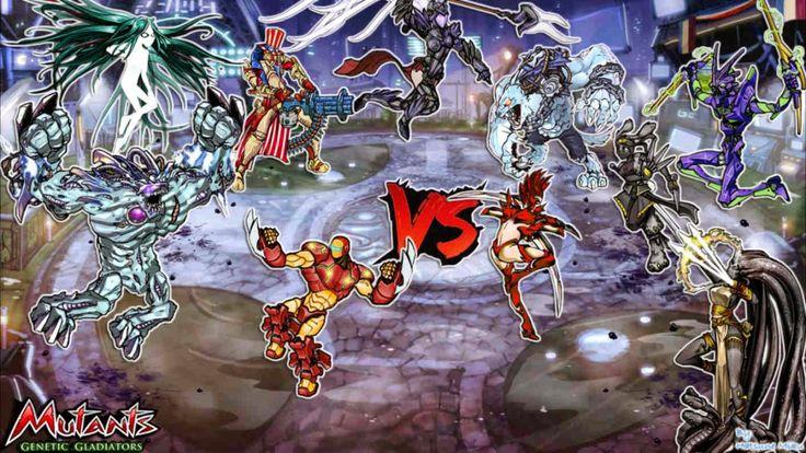 Hi everybody ... Lagi-lagi saya akan membahas mengenai games facebook Mutants Genetic Gladiators. Entah kenapa saya tidak pernah bosan main game ini (pada waktu penulisan artikel), Rizalzalle: Tips Main Games Mutants Genetic Gladiators Part3 http://rizalzalle.microtrafh.com/2014/12/tips-main-games-mutants-genetic-Gladiators.html