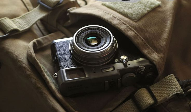 The Fujifilm X100. A beautiful rangefinder inspired digital camera that just makes you want to go out and take fantastic photographs...