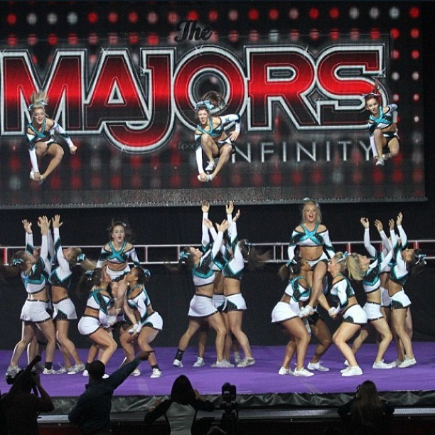 How To Watch: The 2018 Cheerleading & Dance Worlds LIVE