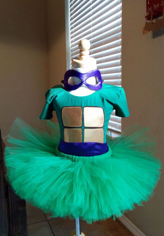 Hey, I found this really awesome Etsy listing at https://www.etsy.com/listing/178979003/teenage-mutant-ninja-turtle-tutu-costume