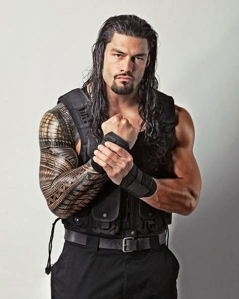 roman reighns photos | Wwe Roman Reigns Tattoo Roman reigns tattoo`s/pictures