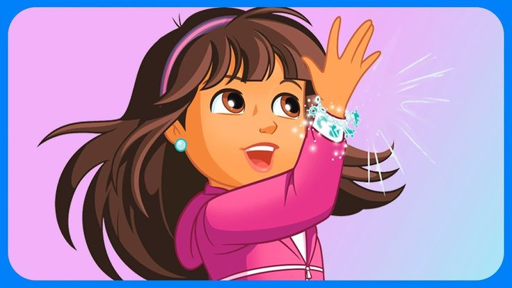 Charm Magic Dora and Friends Fun Adventure Game Best games for kids