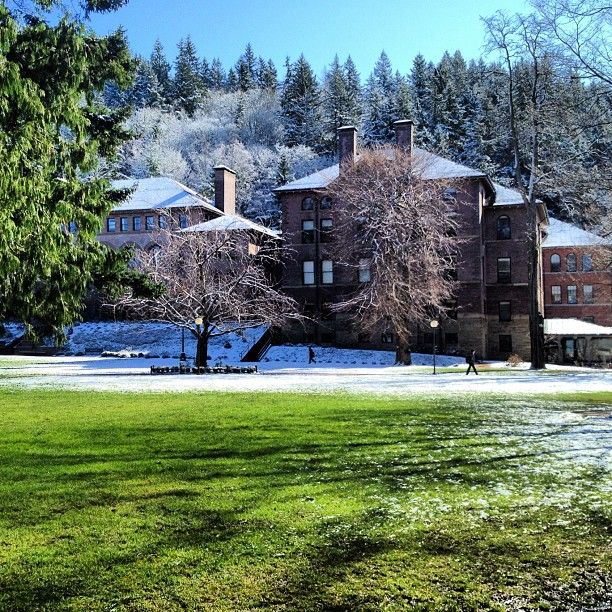 Western Washington University in Bellingham, WA