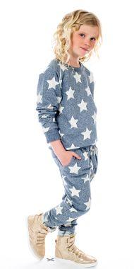Sweatshirt - StarBlue02