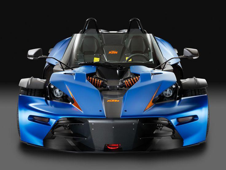 KTM X-Bow GT '2013