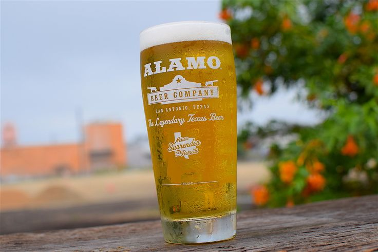 Join us at Halftime Pizza March 16, 7-9pm for a Pint Night featuring Alamo Golden Ale & German Pale Ale. We'll be there giving away Alamo Beer pint glasses while supplies last.  www.alamobeer.com