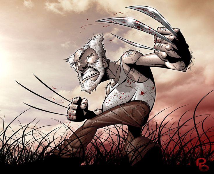 Wolverine Art | Wolverine – A 25 amazing fan-art illustrations selection