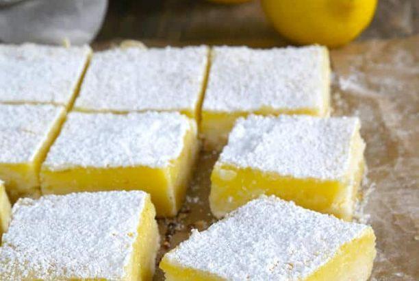 Gluten Free Lemon Bars Gluten Free On A Shoestring Lemon Bars
