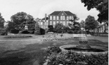 Photo of Town Hall And Gardens c1965, Kettering