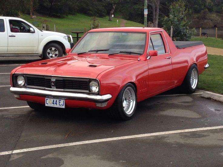 HT UTE  1970 Holden