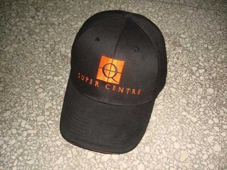 Marketing merchandise caps..
