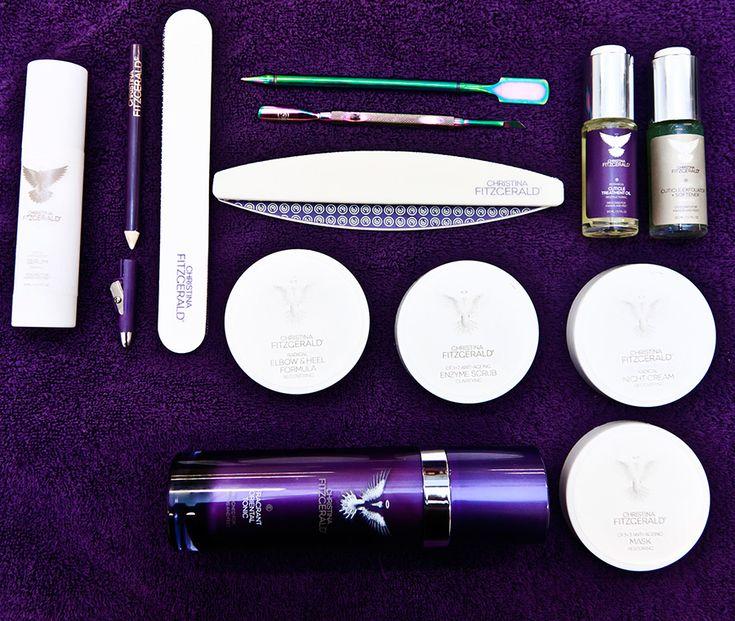 Маникюр пилками Christina Fitzgerald: как и чем его делают | Beauty Insider