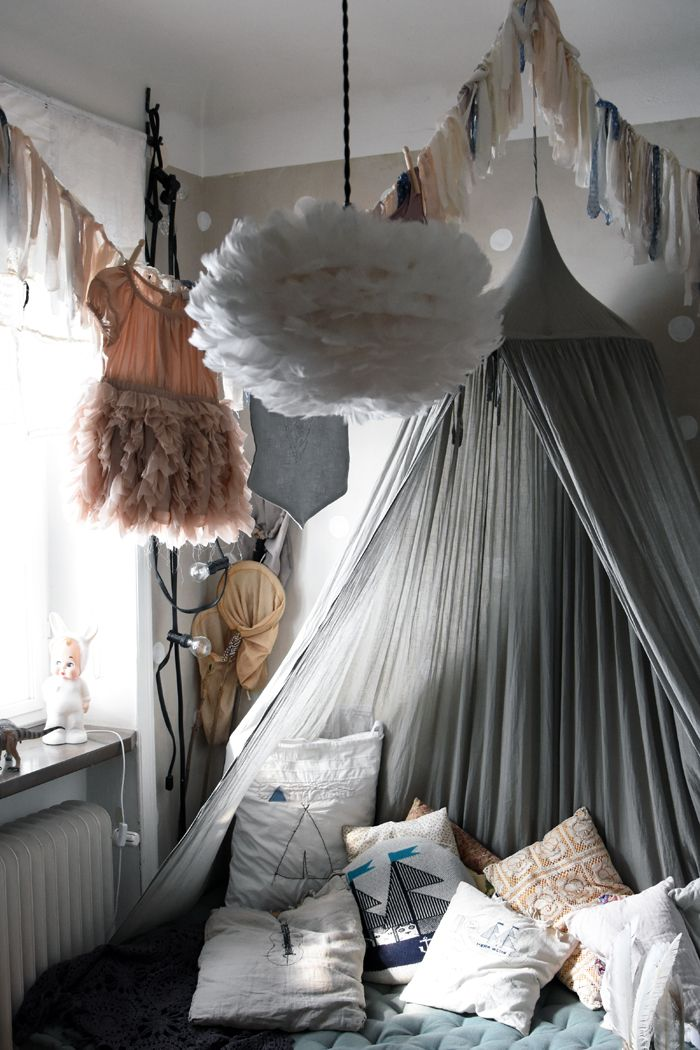 Astrid's room - Paul & Paula