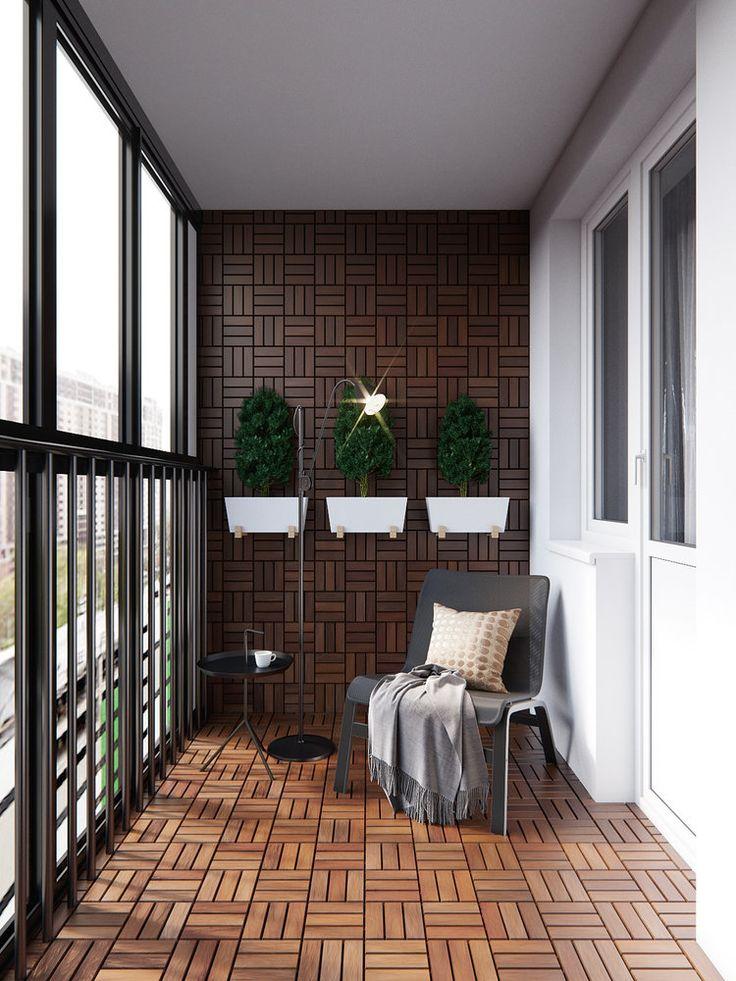 Фото из портфолио Квартира в современном стиле в серых тонах – фотографии дизайна интерьеров на INMYROOM