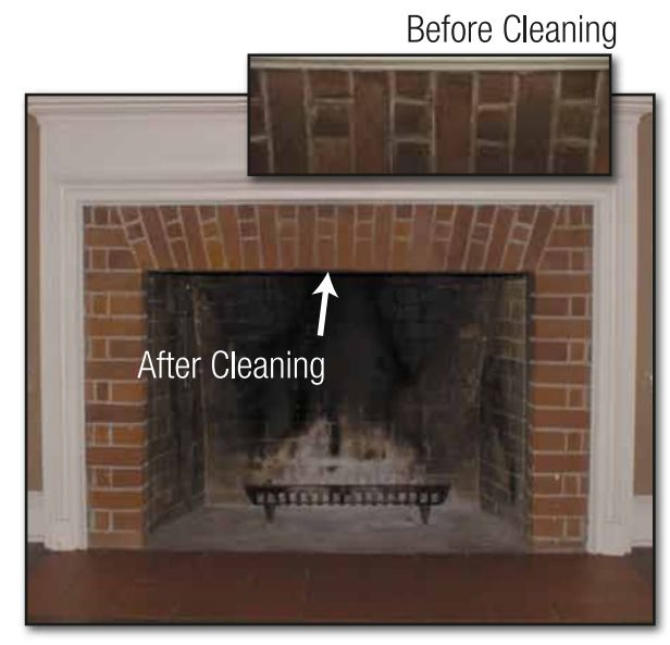 How To Clean A Fireplace Diy Clean Home Pinterest Cleaning Supplies Helpful Hints And Blog