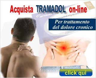 Acquista Tramadolo ( Ultram generico) - Trattamento con Tramadolo