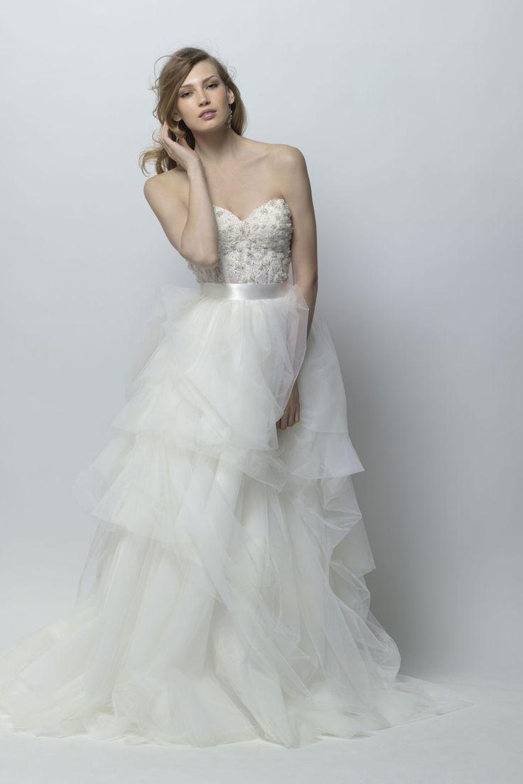 87 best j f dress images on pinterest wedding dressses watters bevan 18711 size 2 wedding dress ombrellifo Gallery