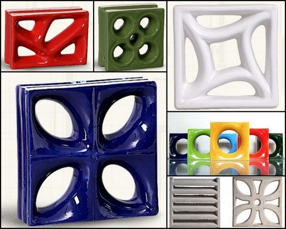 tijolo decorativo vazado - Pesquisa Google