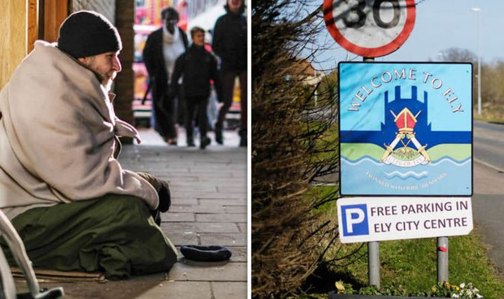 'No rough sleepers in Ely': Police warn that every beggar in city a fraud