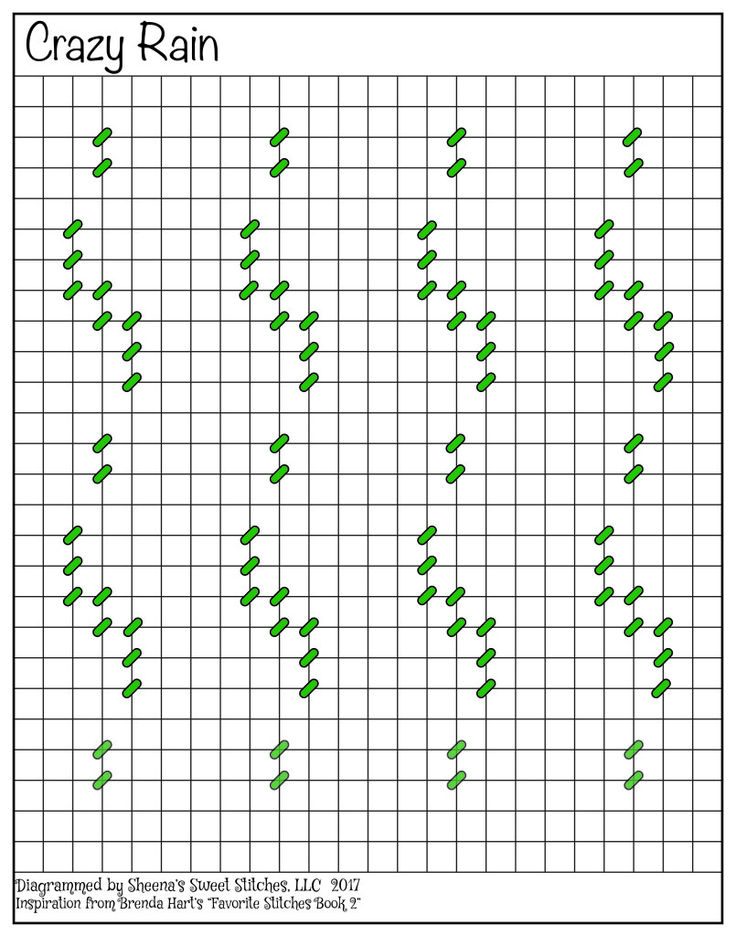 Best needlepoint stitch diagrams images on pinterest