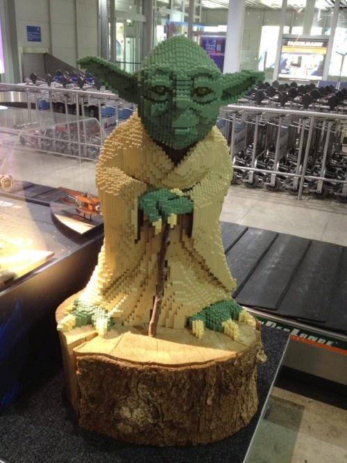 Lego Yoda #starwars