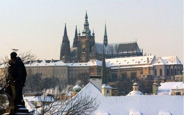 Çek Cumhuriyeti-Prag Kalesi