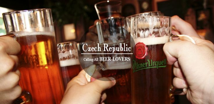 If you can't call it a day without quenching hundreds of creamy and mind-waking beer, try out the kingdom of beer the Czech Republic.