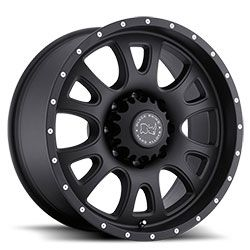 Lucerne Off Road Wheels and Lucerne Off Road Rims for Trucks by Black Rhino
