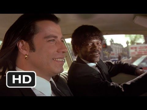 ▶ Royale With Cheese - Pulp Fiction (2/12) Movie CLIP (1994) HD - YouTube