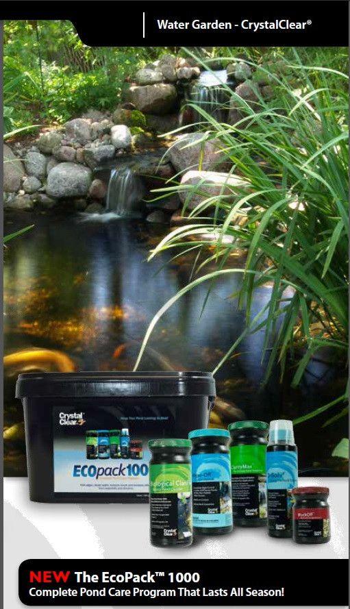 CrystalClear EcoPack 1000