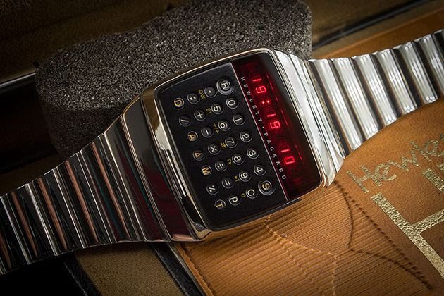The 1977 HP Smartwatch