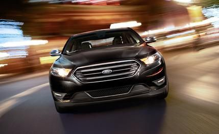 2013 Ford Taurus 2.0L EcoBoost - Photo Gallery of Instrumented Test from Car and Driver - Car Images - CARandDRIVER