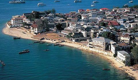 Stone Town Zanzibar...