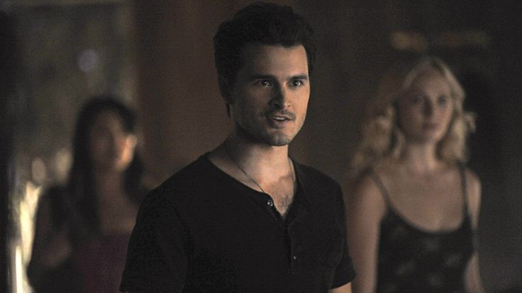 'The Vampire Diaries' Star Michael Malarkey Spills On Enzo's Crush On Caroline