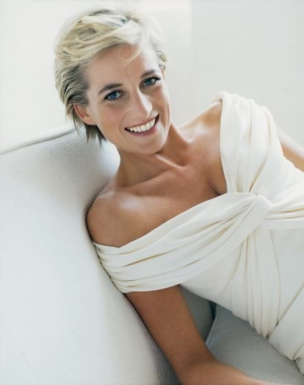 Princess Diana - love this picture of her.  I wish we knew more of her like this!