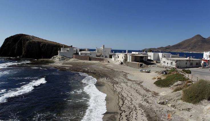 Bahía de La Isleta del Moro. Almeria